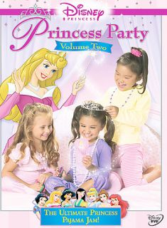 Disney Princess Party   Vol. 2 DVD, 2006