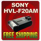 Sony HVL F20AM HVLF20AM FLASH for Alpha SLR Cameras NEW