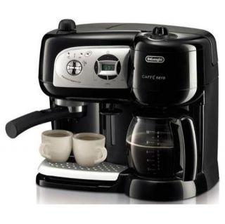 DeLonghi BCO264B 10 Cups Coffee Espresso Combo