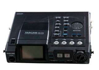 Tascam HD P2 Digital Multi Track Recorder