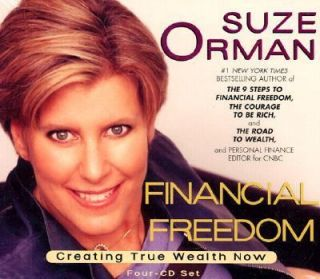 Wealth Now by Suze Orman (2002, CD)  Suze Orman (Compact Disc, 2002
