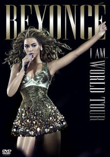 Beyonce I Am World Tour DVD, 2010, Wal Mart Exclusive
