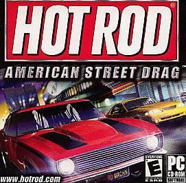 Hot Rod American Street Drag PC, 2003