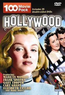Hollywood Classics DVD, 2007, 24 Disc Set, 100 Movies