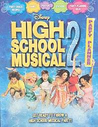High School Musical 2 Party Planner 2008, Paperback