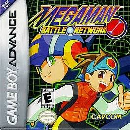 Mega Man Battle Network Nintendo Game Boy Advance, 2001