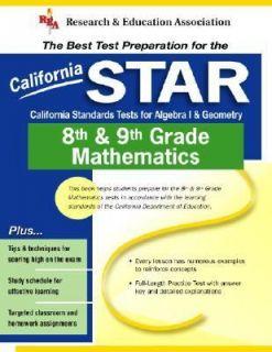 California STAR   Math by Stephen Hearne 2005, Paperback