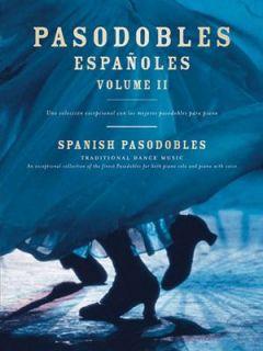 Pasadobles   Traditional Dance Music Vol. 2 2004, Paperback