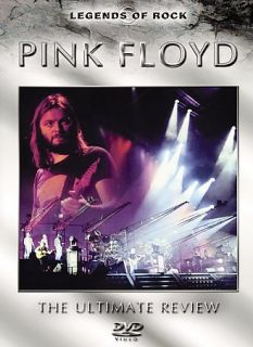 Pink Floyd   The Ultimate Review DVD, 2005, 3 Disc Set