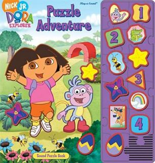 Doras Puzzle Advanced Puzzle Book by Publications International Staff