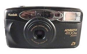Kodak Advantix 4100 IX APS Point and Shoot Film Camera