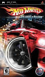 Hot Wheels Ultimate Racing PlayStation Portable, 2007