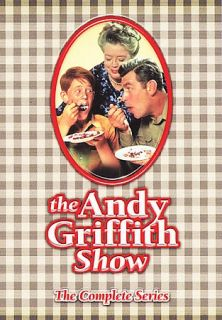 The Andy Griffith Show   The Complete Series DVD, 2007, 40 Disc Set