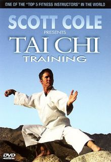 Scott Cole Presents Tai Chi Training DVD, 2007