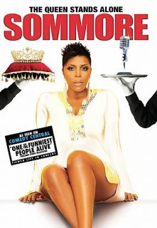 Sommore   The Queen Stands Alone DVD, 2008