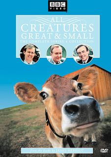 All Creatures Great and Small   Series Four Set DVD, 2004, 3 Disc Set