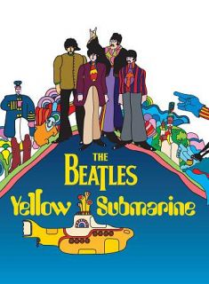 Beatles, The   Yellow Submarine DVD, 2012