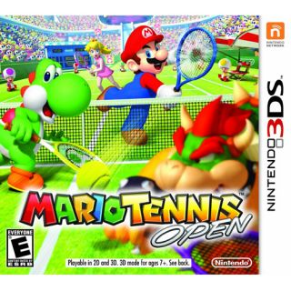Mario Tennis Open Nintendo 3DS, 2012