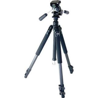 Carbon Fiber Tripod with 3 Way FZ10 Head by Cameta Camera