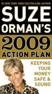 Suze Ormans 2009 Action Plan by Suze Orman 2008, Paperback