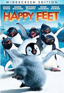 Happy Feet DVD, 2007, Widescreen