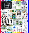 NEW NINTENDO WII CONSOLE+MARIO KART+FIT 2 PLAYER BUNDLE
