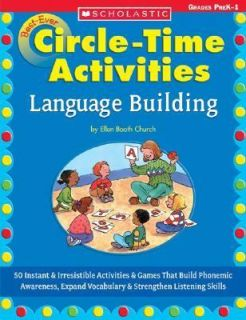 Language Building 50 Instant and Irresistible Activities and Games