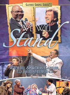 We Will Stand   With Bill Gloria Gaither DVD, 2004