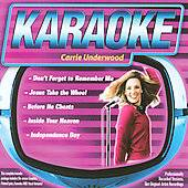 Karaoke Carrie Underwood by Karaoke (CD, Sep 2006, BCI Eclipse