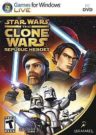 Star Wars The Clone Wars    Republic Heroes PC, 2009
