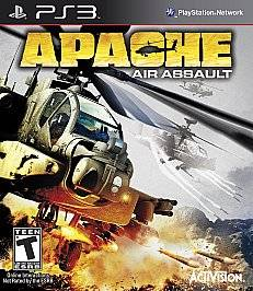 Apache Air Assault Sony Playstation 3, 2010