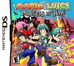 Mario & Luigi Partners in Time (Nintendo DS, 2005)