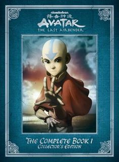 Avatar The Last Airbender   Book 1 Water   The Complete Collection DVD