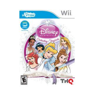 uDraw Disney Princess Enchanted Storybooks Wii, 2011