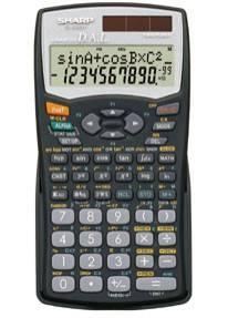 Sharp EL 506 Scientific Calculator