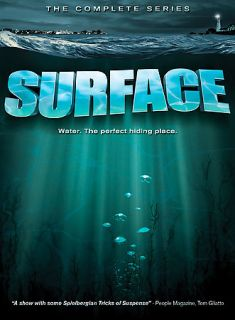 Surface   The Complete Series DVD, 2006, 4 Disc Set