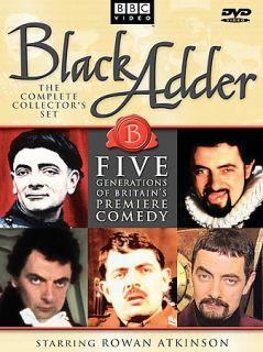 Black Adder   The Complete Collectors Set DVD, 2006, 5 Disc Set