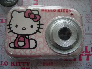 Hello Kitty 2.1 Mega Pixel Fun Digital Camera with 1.5 Screen and