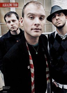 Music Memorabilia  Rock & Pop  Artists A  Alkaline Trio