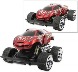 MORPH NATOR RC CAR/TRUCK by NIKKO (transmitter battery cover missing)