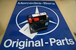 Mercedes Benz Secondary Back Up Battery CLS500 CLS550 CLS55 CLS63 A