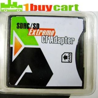 compact flash to sd card adapter