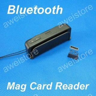 Portable Magnetic Credit Card Reader Mini Swipe Stripe ID Mag
