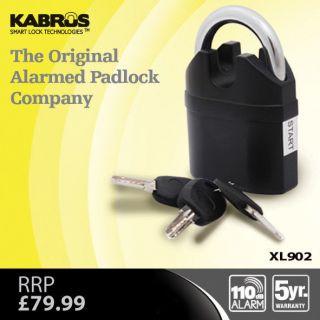 Alarm Padlocks Best Home Security System   Kabros
