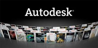 FULL Library Student Autocad 2013 3D Studio Max Maya MAC Win Software