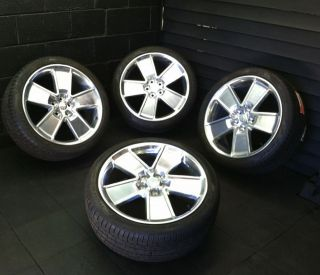 OEM FACTORY CHEVY CAMARO 12 WHEELS RIMS 21 PIRELLI TIRES CHEVROLET