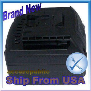 Power Tools Battery for BOSCH 2 607 336 236,BAT609,BAT609G,BAT618