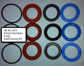 pressure washer pump repair kits