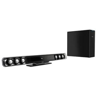 PHILIPS MICRO SHELF HI FI SOUNDBAR SOUND BAR HOME THEATER SYSTEM