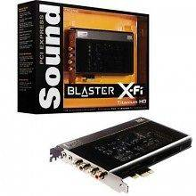 sound blaster x fi titanium in Sound Cards (Internal)